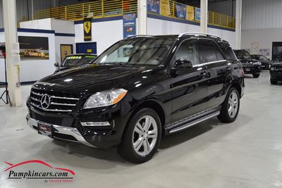 2013 MERCEDES BENZ ML350 4MATIC NAVIGATION