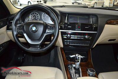 2016 BMW X3 XDRIVE28I NAVIGATION + PANO