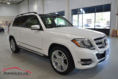 2015 MERCEDES BENZ GLK350 4MATIC PANO ROOF + NAV