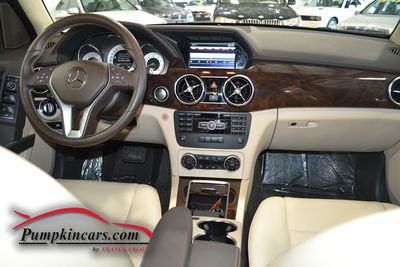 2014 MERCEDES BENZ GLK350 4MATIC PANO ROOF + NAV