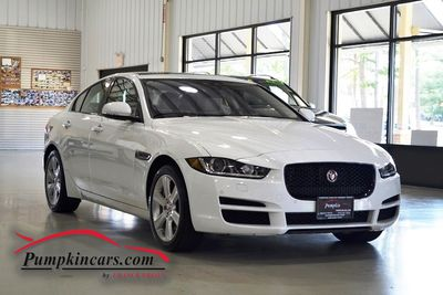 2018 JAGUAR XE 25T PRESTIGE BLACK DESIGN