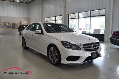 2016 MERCEDES BENZ E350 4MATIC COLLISION ASSIST