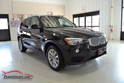 2016 BMW X3 XDRIVE28I REAR CAM + NAV