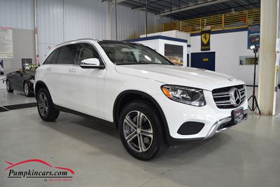 2016 MERCEDES BENZ GLC300 4MATIC BACKUP CAM + NAV