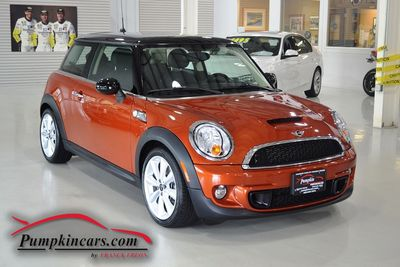 2013 MINI COOPER S TURBO 6 SPEED