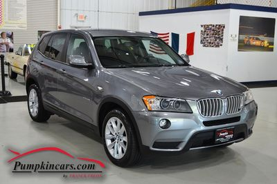 2014 BMW X3 XDRIVE NAV PANO ROOF