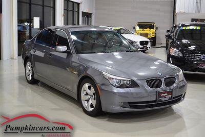 2008 BMW 528I  4DR SEDAN