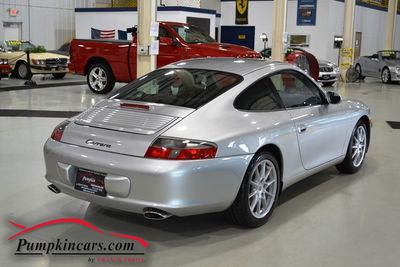 2004 PORSCHE 911 CARRERA MOON ROOF