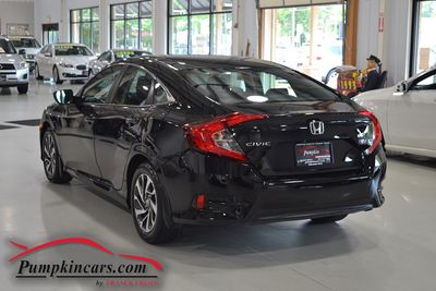 2016 HONDA CIVIC EX MOON ROOF
