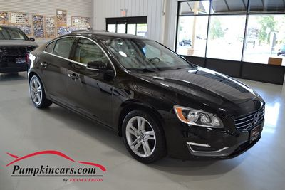2014 VOLVO S60 T5 TURBO PREMIER PLUS BLIS