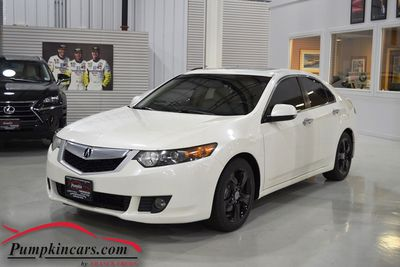 2010 ACURA TSX MOON ROOF