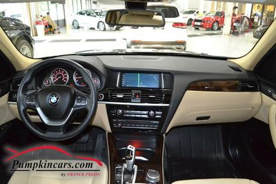 2017 BMW X3 XDRIVE NAVI PANO ROOF