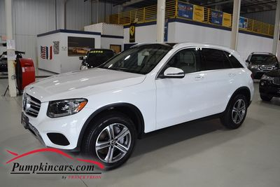 2019 MERCEDES BENZ GLC300 4MATIC BLIND SPOT ASST