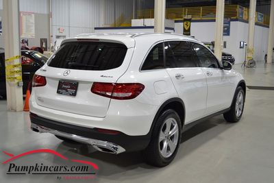 2017 MERCEDES BENZ GLC300 4MATIC NAV BLIND SPOT