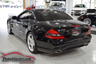 2009 MERCEDES BENZ SL550 AMG MOON ROOF NAV