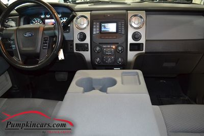 2013 FORD F150 XLT 4X4 SUPERCAB ECO 3.5L