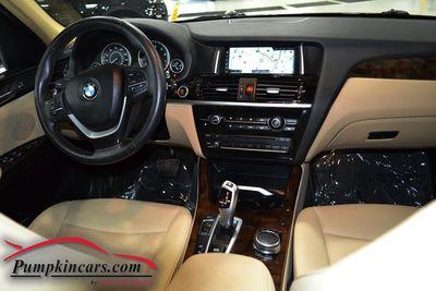 2017 BMW X3 X-DRIVE X-LINE NAV PANOROOF