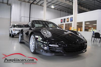 2012 PORSCHE 911 997 TURBO S PDK 7 SPEED