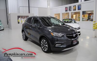 2018 BUICK ENCORE PREFERRED 2 NAVIGATION