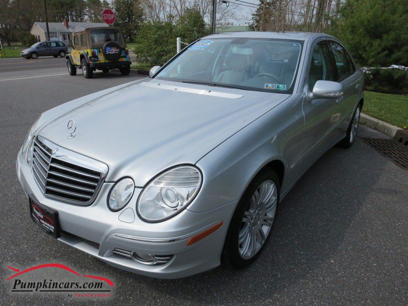 In new jersey nj stock no for 2007 mercedes benz e350 4matic