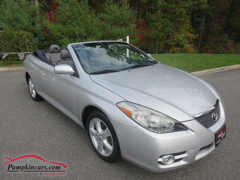 2008 toyota camry solara sle v6 in new jersey nj stock no 3110. Black Bedroom Furniture Sets. Home Design Ideas