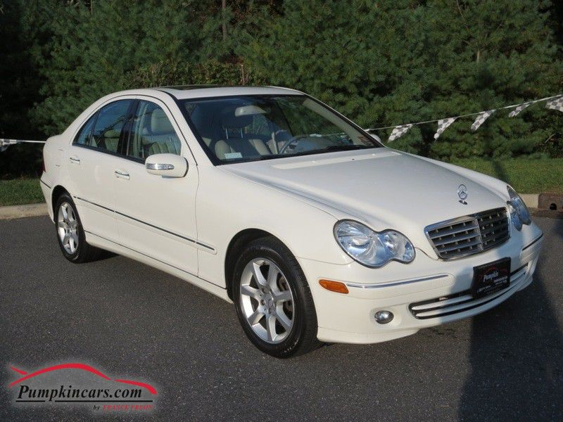 2007 mercedes benz c280 4matic in new jersey nj stock for Mercedes benz 2007 c280
