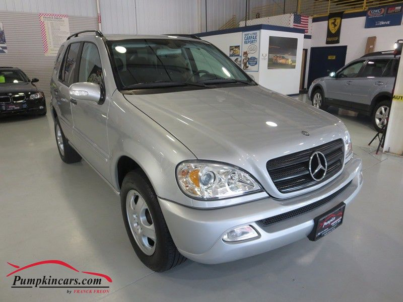 2004 mercedes benz ml350 4matic