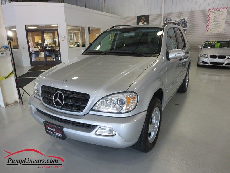 2004 mercedes benz ml350 4matic. Black Bedroom Furniture Sets. Home Design Ideas