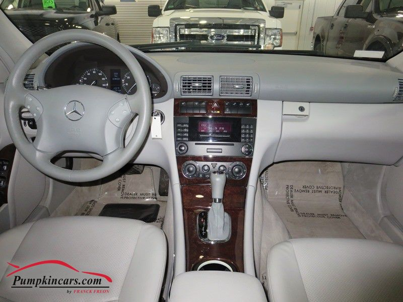 2005 Mercedes Benz C240 4matic Awd In New Jersey Nj