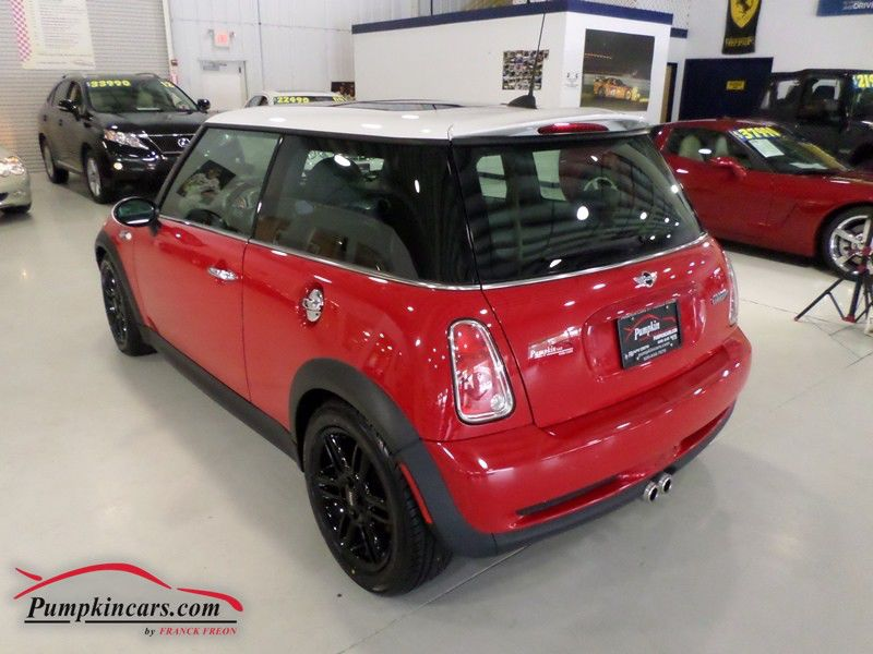 2006 mini cooper s auto navigation in new jersey nj. Black Bedroom Furniture Sets. Home Design Ideas