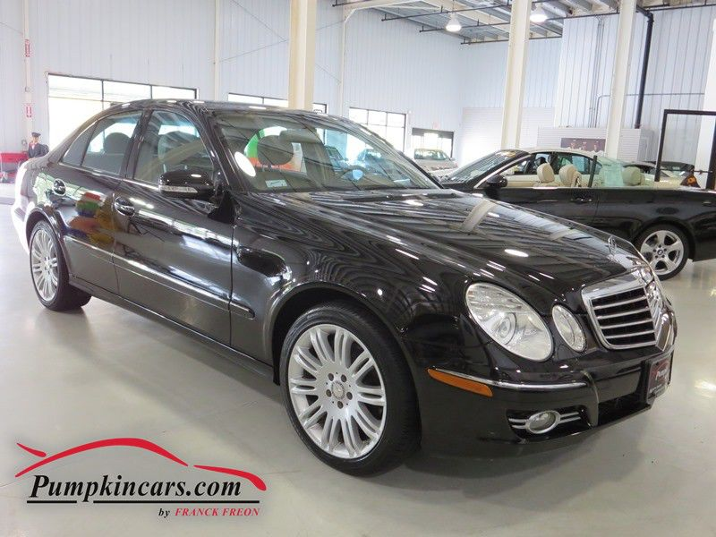 2008 mercedes benz e350 4matic navigation in new jersey. Black Bedroom Furniture Sets. Home Design Ideas