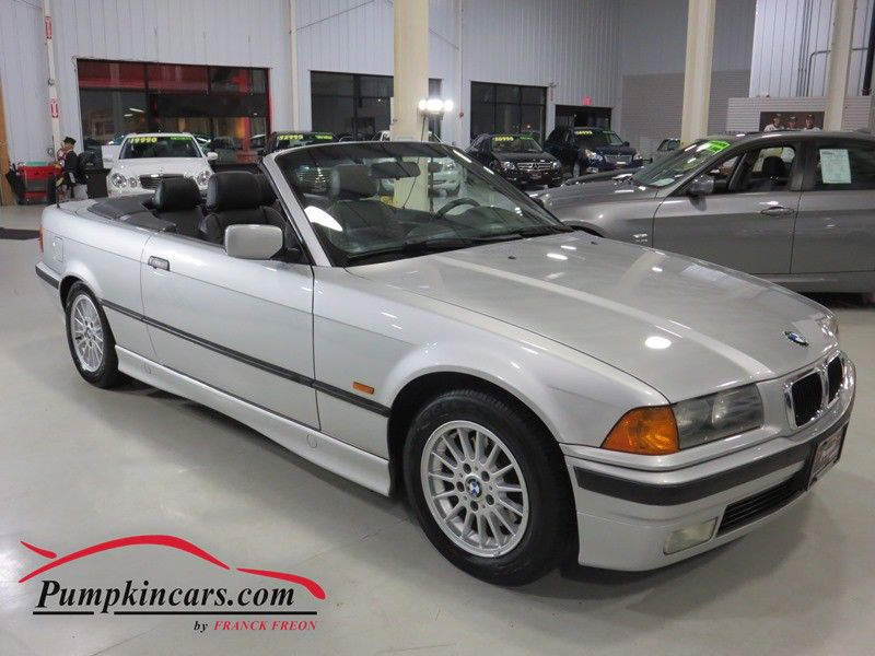 1999 bmw 323ci convertible in new jersey nj stock no 3510. Black Bedroom Furniture Sets. Home Design Ideas