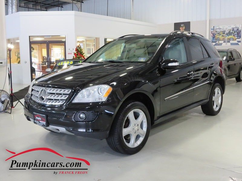 2008 mercedes benz ml350 4matic navigation in new jersey for 2008 mercedes benz ml350
