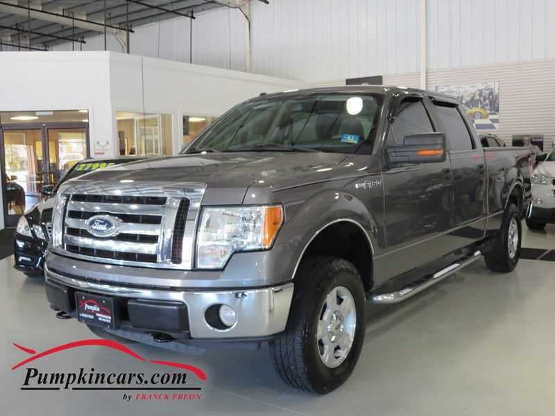 2010 ford f150 xlt 4x4 supercrew in new jersey nj stock no 3538. Black Bedroom Furniture Sets. Home Design Ideas