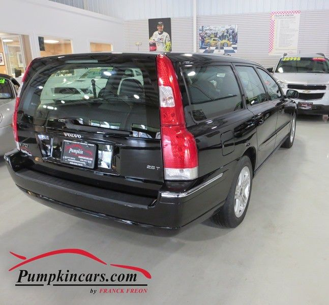 2006 Volvo V70 Transmission: 2006 VOLVO V70 WAGON In New Jersey (NJ): Stock No 3546