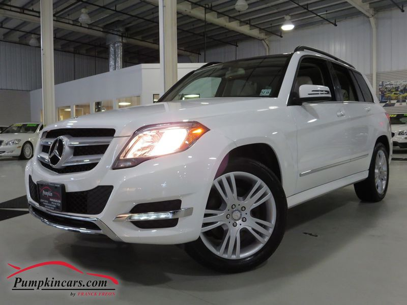 2014 Mercedes Benz Glk350 4matic In New Jersey Nj Stock