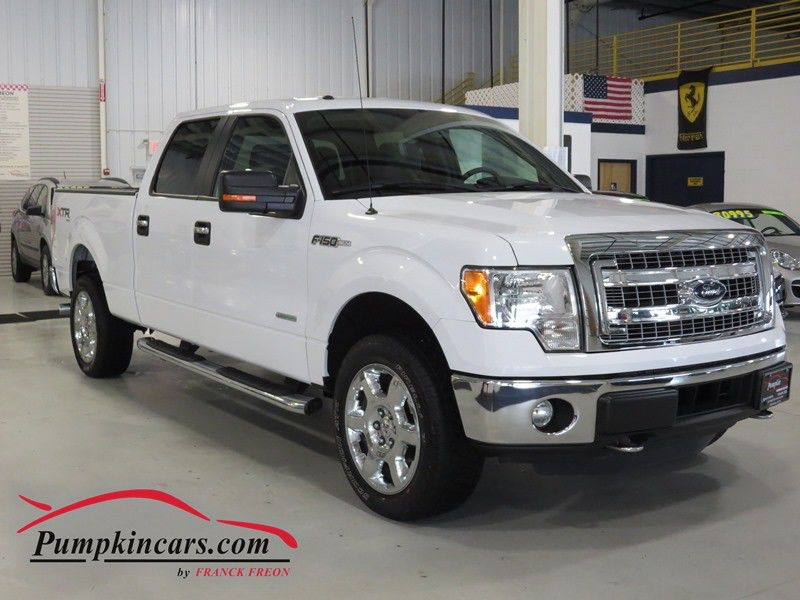 2014 ford f150 xlt 4x4 supercrew in new jersey nj stock. Black Bedroom Furniture Sets. Home Design Ideas