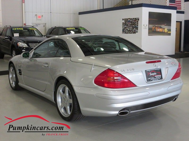 2003 mercedes benz sl500 sport in new jersey nj stock for Mercedes benz used nj
