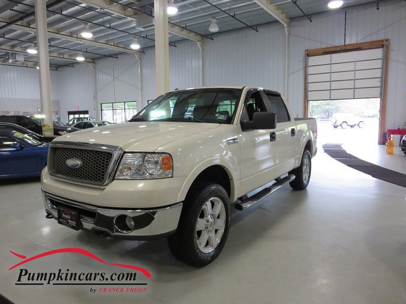 2007 ford f150 lariat supercrew 4x4 in new jersey nj. Black Bedroom Furniture Sets. Home Design Ideas