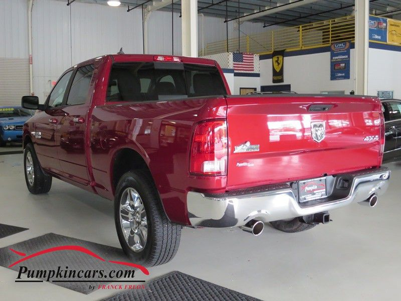 2015 ram 1500 4x4 big horn crew cab in new jersey nj stock no 3623. Black Bedroom Furniture Sets. Home Design Ideas