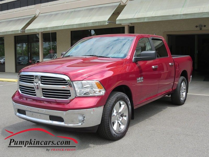 2015 ram 1500 big horn 4x4 crew in new jersey nj stock no 3656. Black Bedroom Furniture Sets. Home Design Ideas