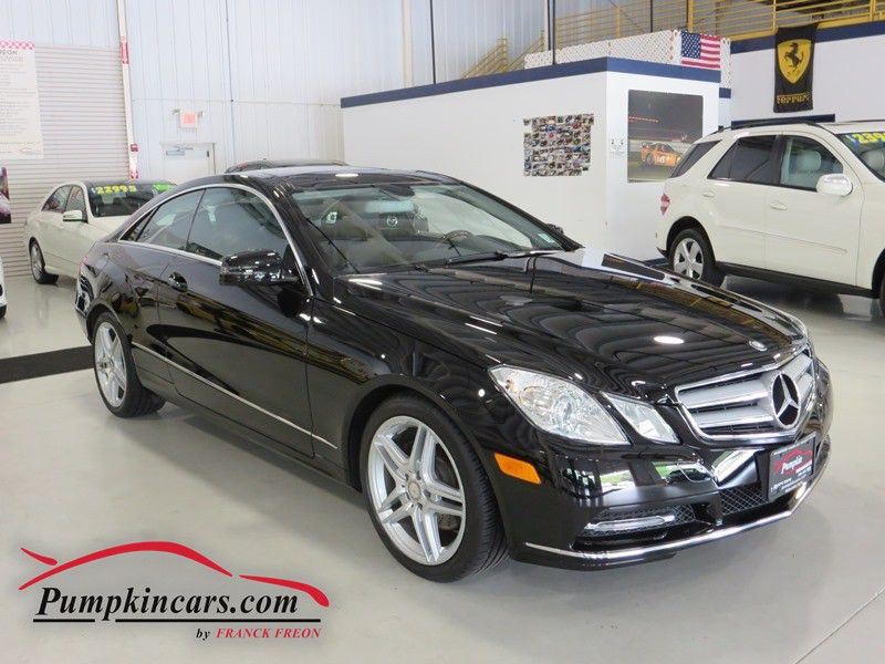 2013 Mercedes Benz E350 4matic Coupe In New Jersey Nj