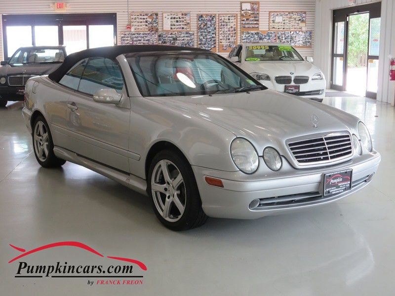 2002 mercedes benz clk430 convertible in new jersey nj for Mercedes benz clk430