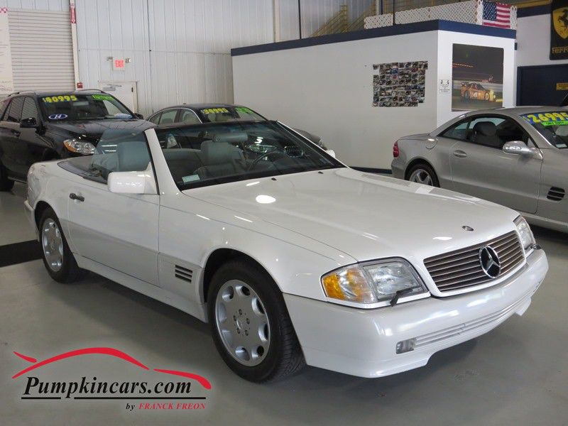 1995 mercedes benz sl500 in new jersey nj stock no 3728 for 1995 mercedes benz sl500