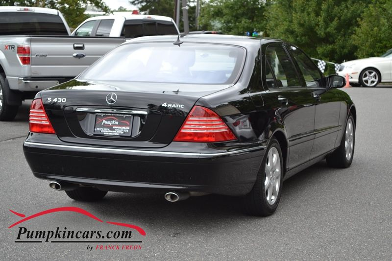 2004 mercedes benz s430 4matic navi moon roof in new for 2004 mercedes benz s430
