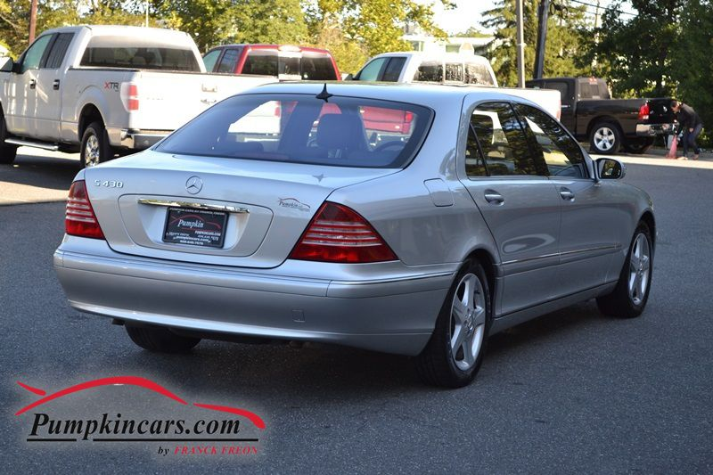 2004 mercedes benz s430 navigation moon roof in new for 2004 mercedes benz s430