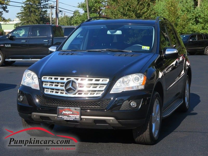2009 mercedes benz ml350 4matic in new jersey nj stock for Mercedes benz ml350 2009