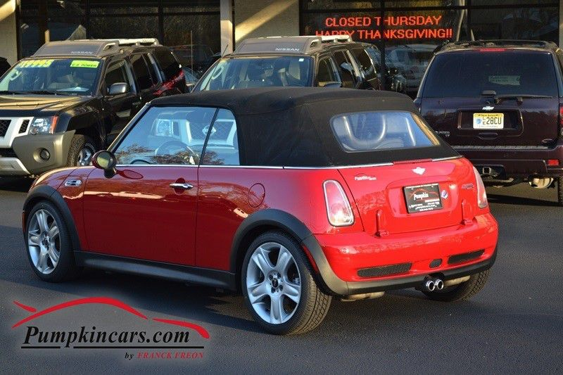 2005 mini cooper s in new jersey nj stock no 3790. Black Bedroom Furniture Sets. Home Design Ideas