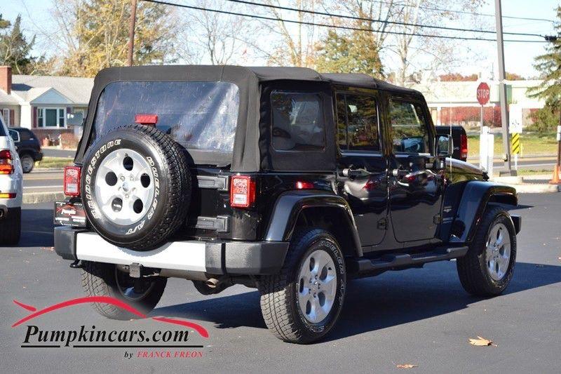 2014 jeep wrangler unlimited in new jersey nj stock no 3824. Black Bedroom Furniture Sets. Home Design Ideas