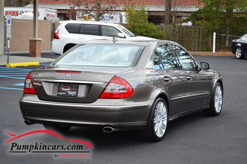 2008 Mercedes Benz E350 Heated Seats Moon Roof In New